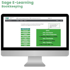 Sage e-learning bookkeeping course